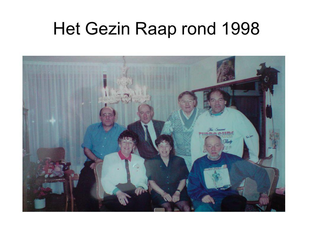 Het Gezin Raap rond 1998