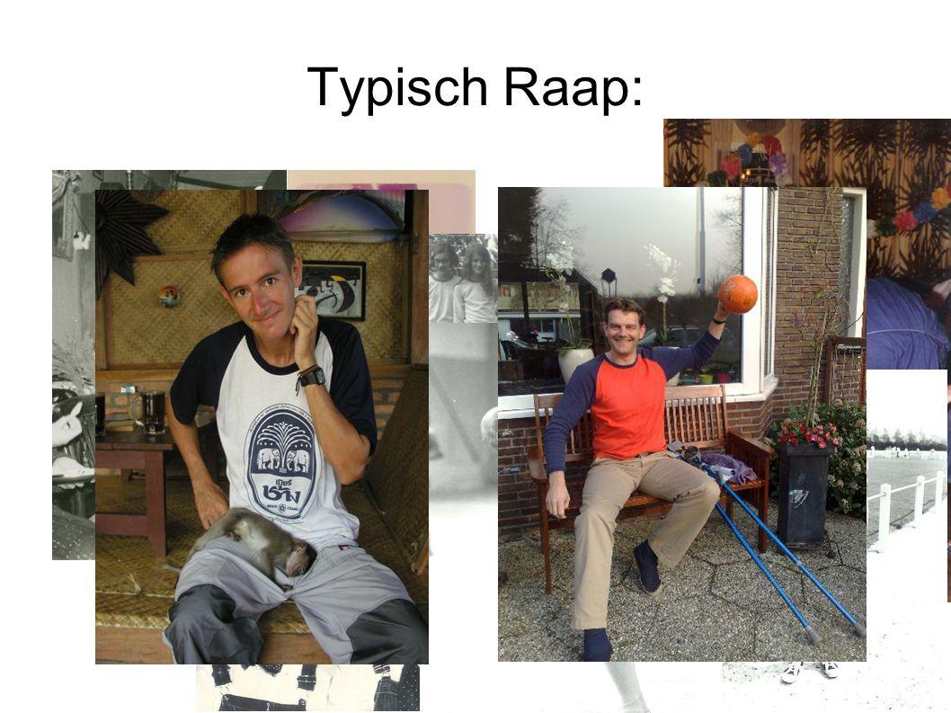 Typisch Raap: