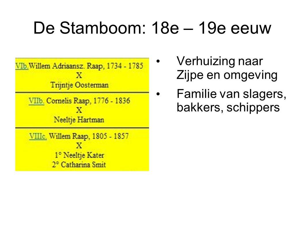Opa van Opa: het komt dichterbij Franciscus (Frans): postbode, overwegwachter Willem: leraar ambachtsschool Amsterdam, verhuizing naar Haarlem