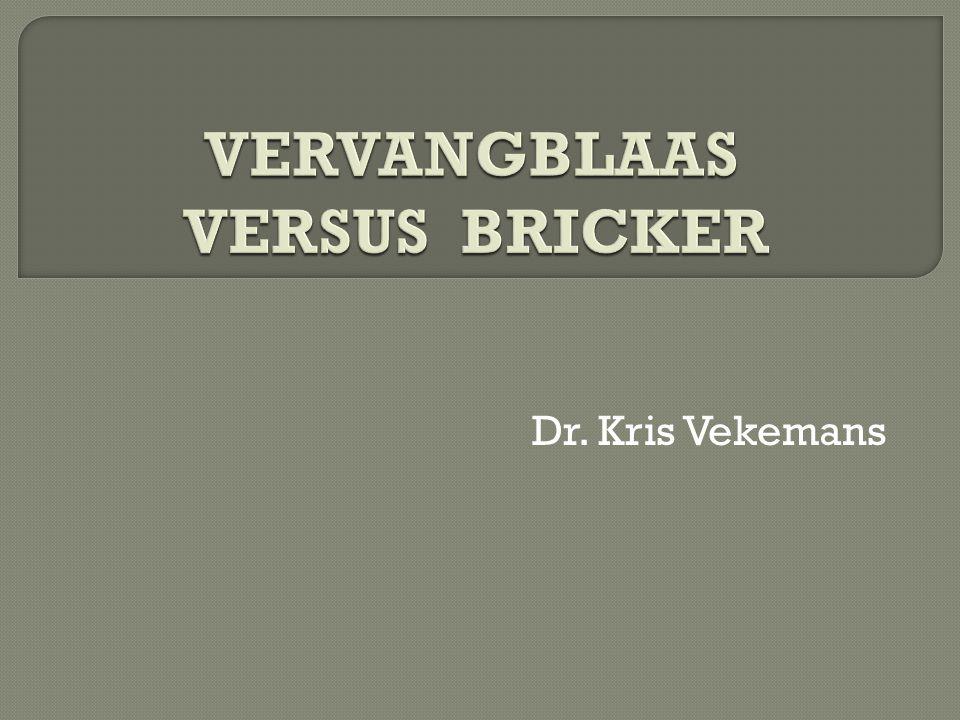 Dr. Kris Vekemans