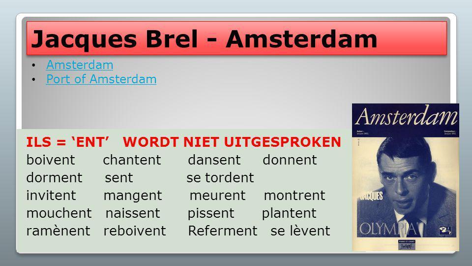Biographie de Jacques Brel Jacques Brel est un chanteur belge connu pour ses chansons expressives, qui a également évolué comme acteur.