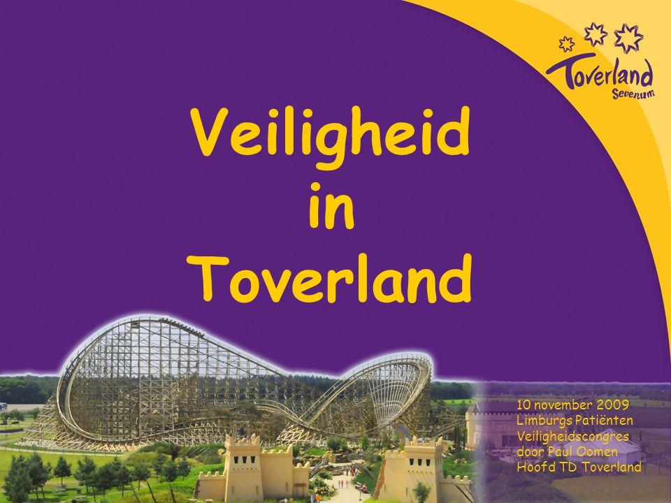 Wat is Toverland: Bezoekersaantallen Grootste overdekte attractiepark van Europa, 365 dagen per jaar geopend van 10.00-18.00 uur.
