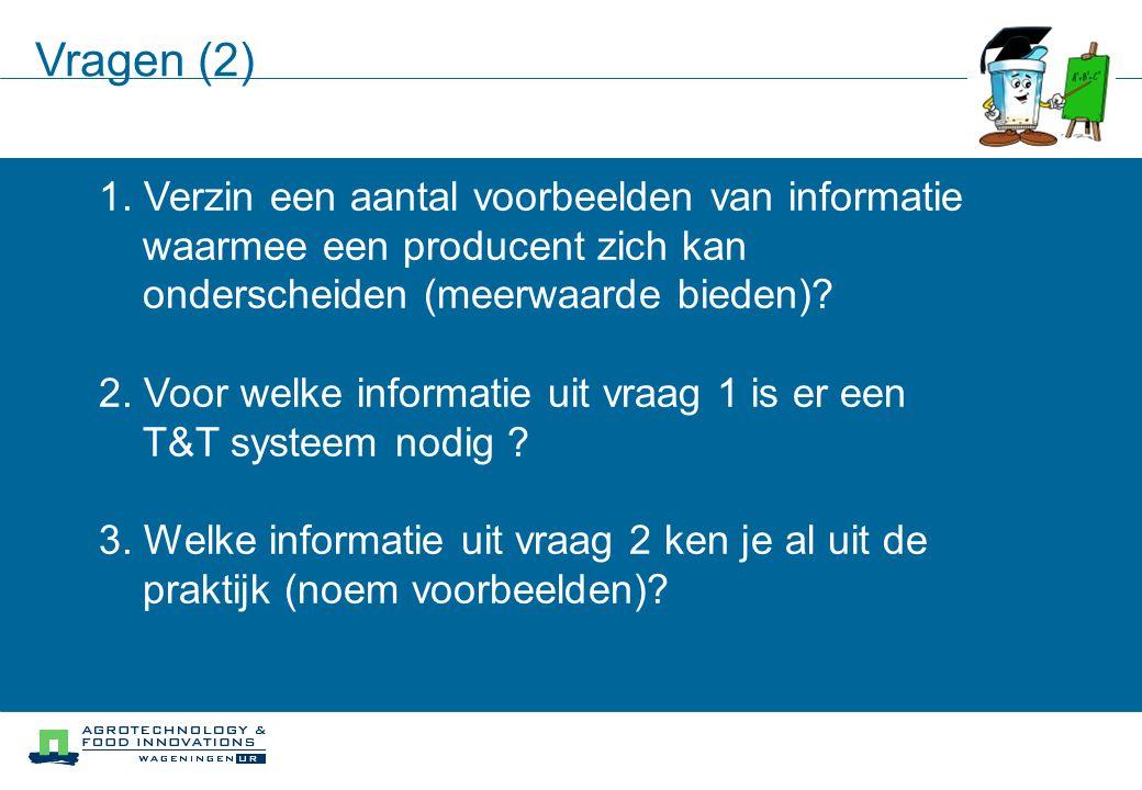 Vragen (2) 1.