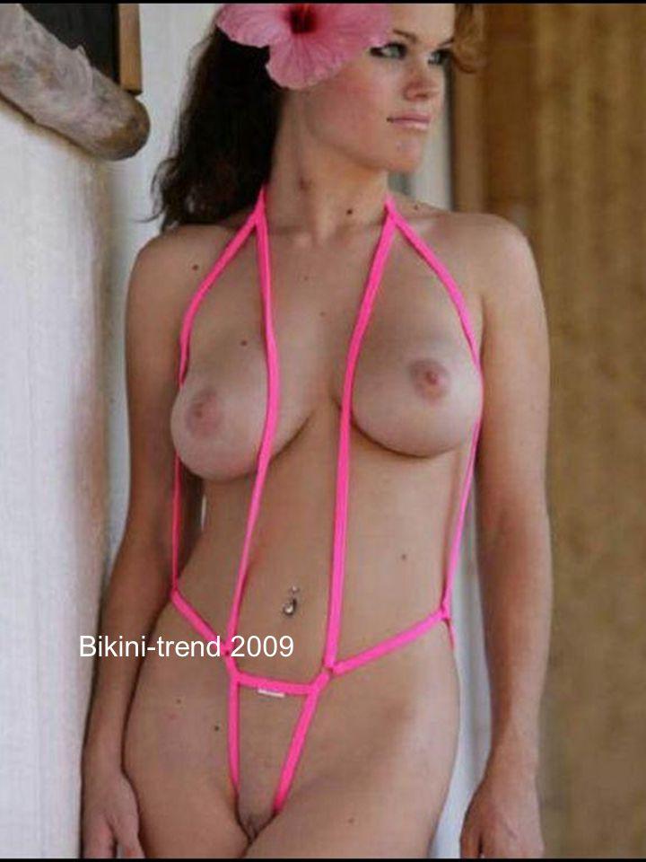 Bikini-trend 2009