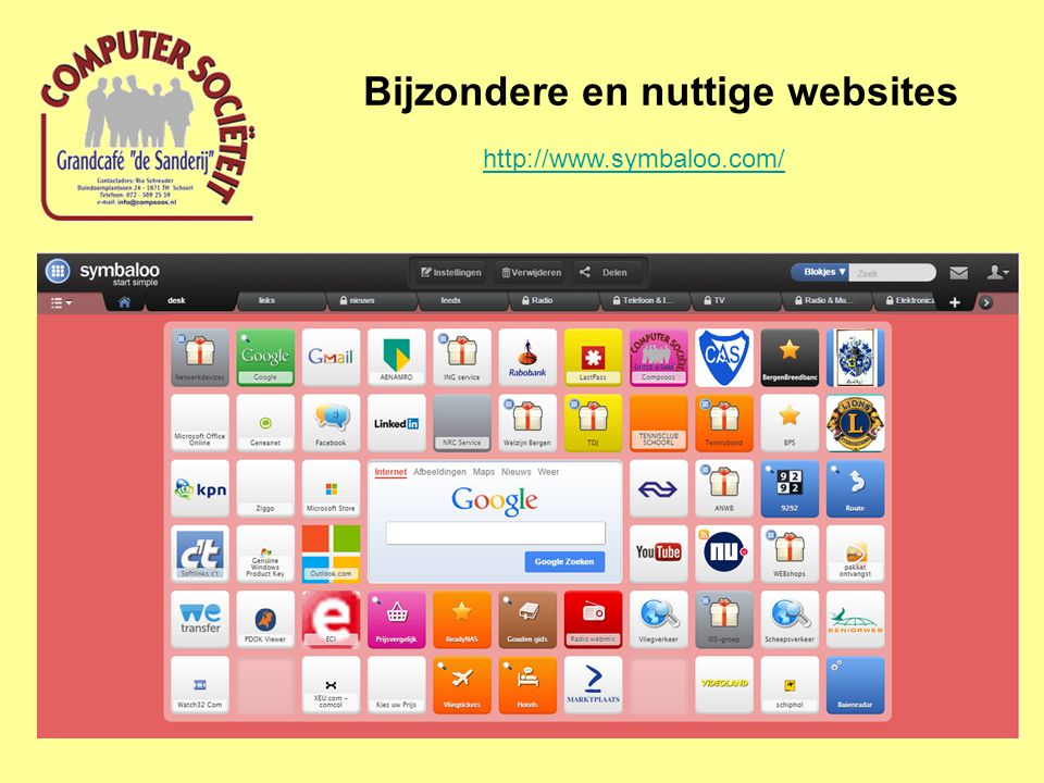 http://www.symbaloo.com/