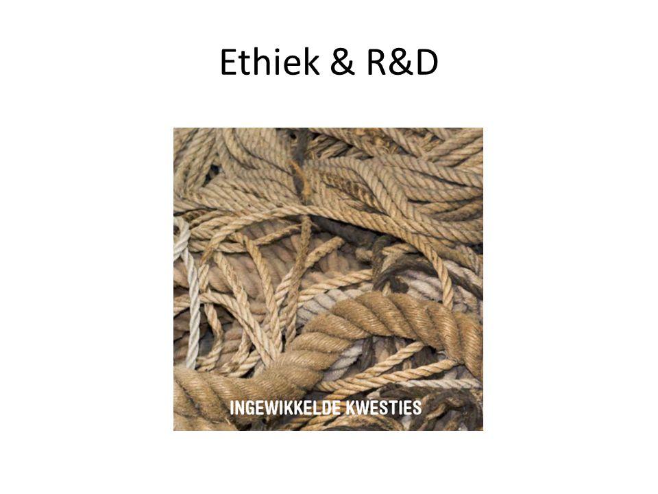 Ethiek & R&D