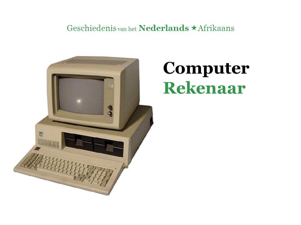 Computer Rekenaar