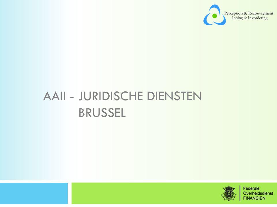 AAII - JURIDISCHE DIENSTEN BRUSSEL