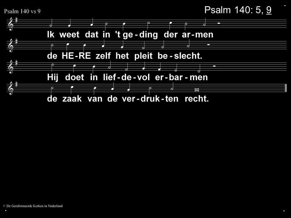 .... 2. God is dichtbij, op zijn manier: heilig