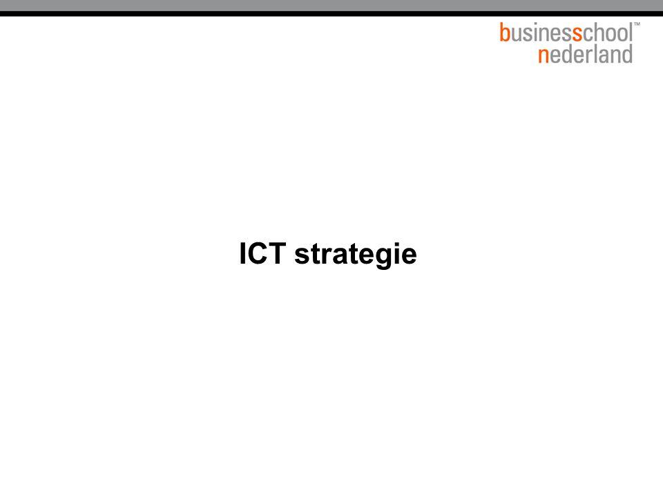 ICT strategie