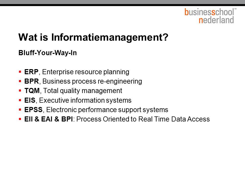 Informatietechnologie Organisatie Interactieperspectief Ontwerpen en veranderen.