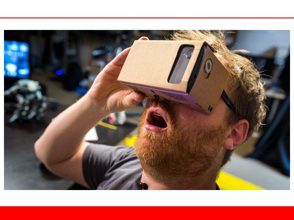 Wat zie je met VR? En wat kan je er mee? Verbinden met informatie, G4-Congres 2014
