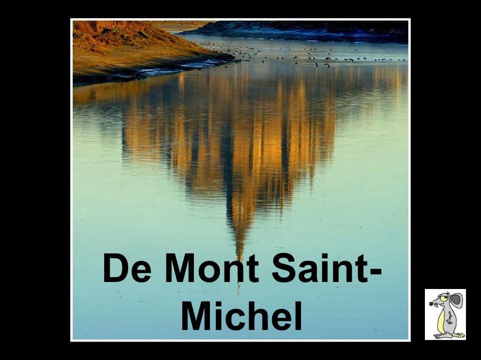 De Mont Saint- Michel ANDERS