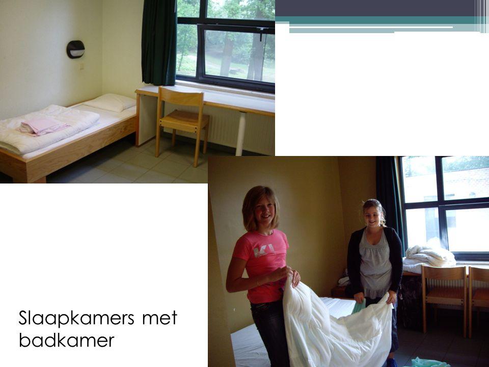 Slaapkamers met badkamer