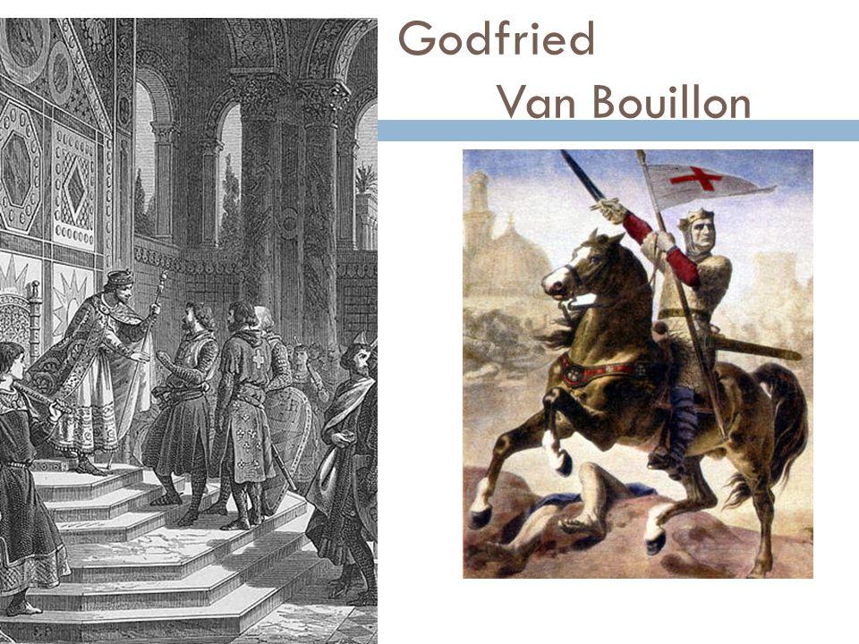 Godfried Van Bouillon
