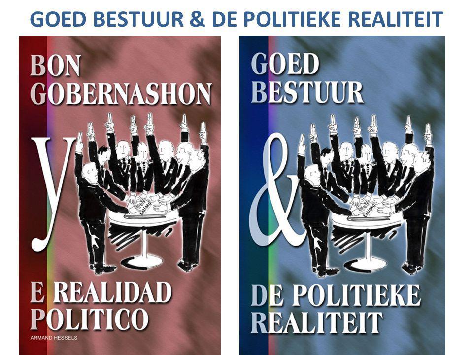 GOED BESTUUR & DE POLITIEKE REALITEIT