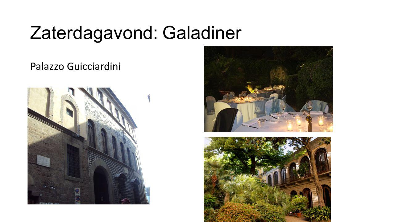 Zondagochtend Palazzo VecchioSecret rooms