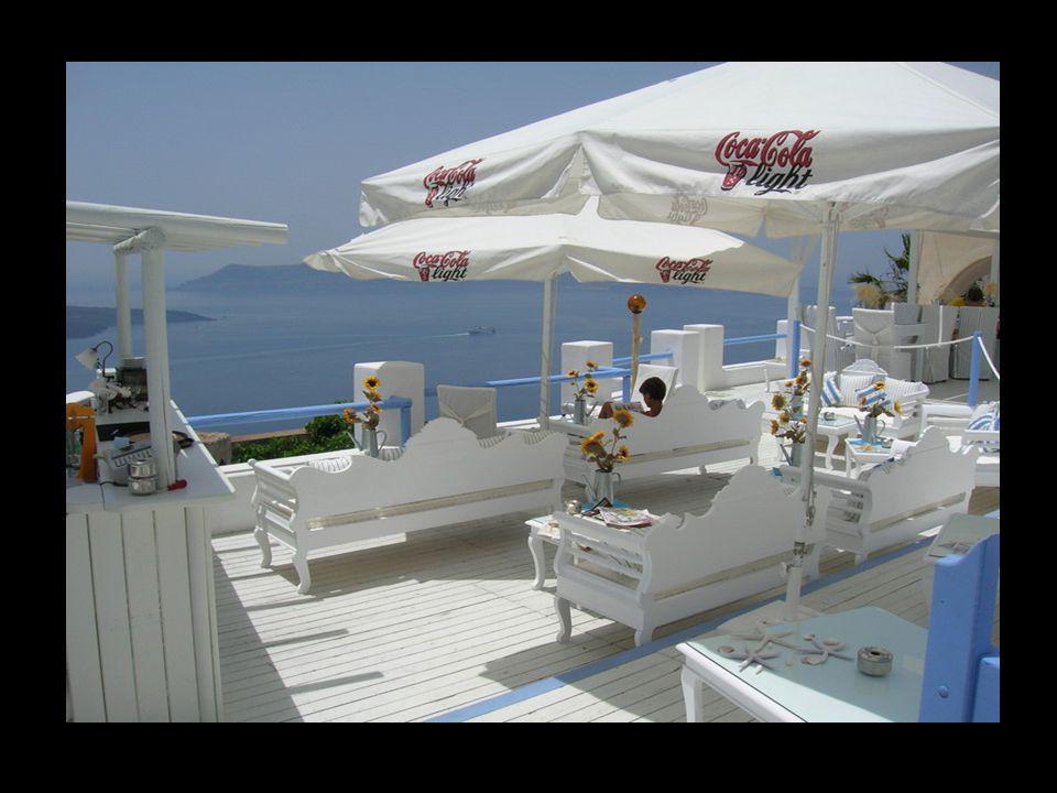 Las mejores terrazas de Grecia De mooiste terrassen van Griekenland