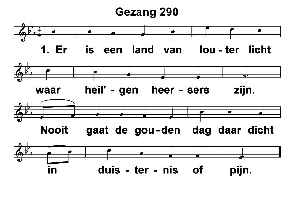Gezang 290