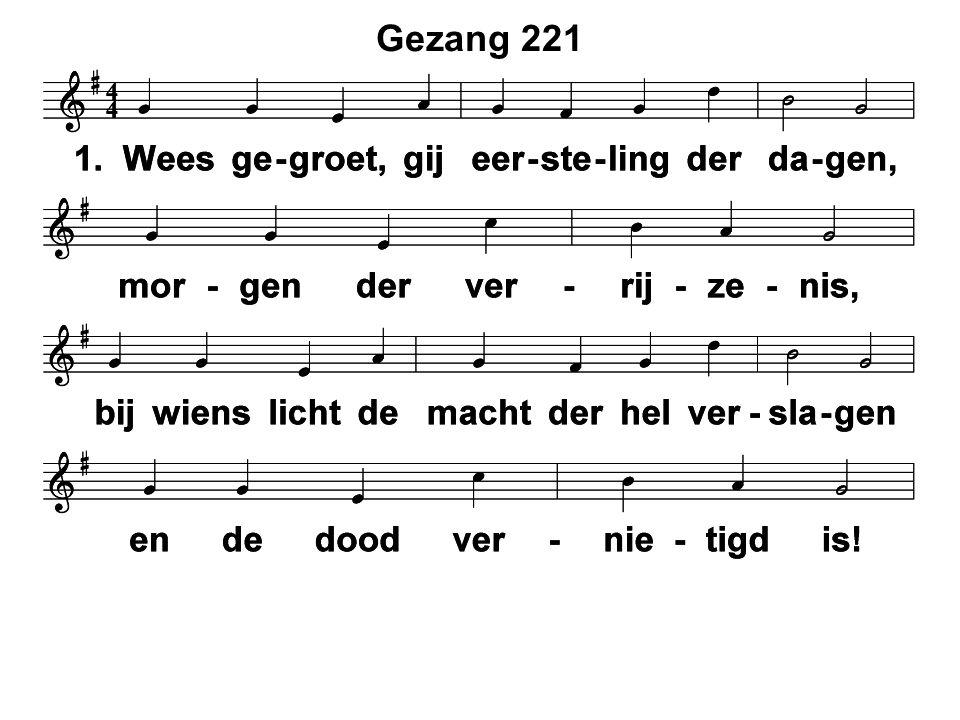Gezang 221