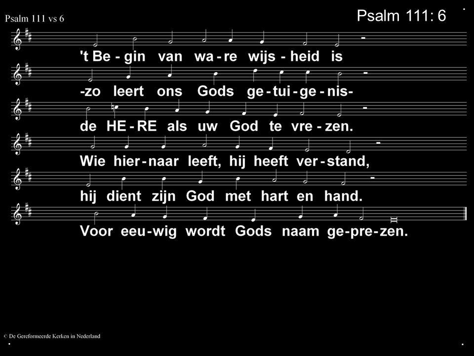 .... Tekst: Spreuken 16: 4 3. Gods doel en de goddeloze