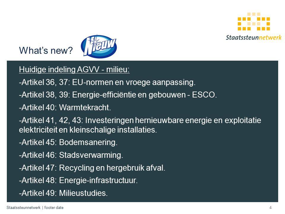Staatssteunnetwerk | footer date What's new.
