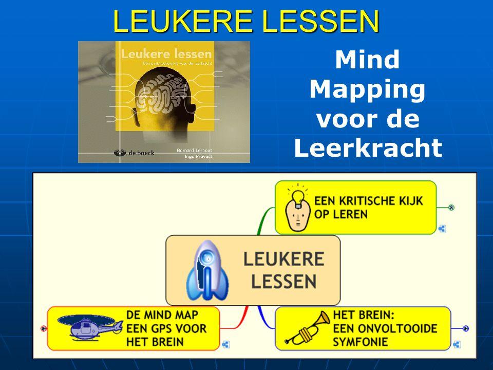 LEUKERE LESSEN Mind Mapping voor de Leerkracht