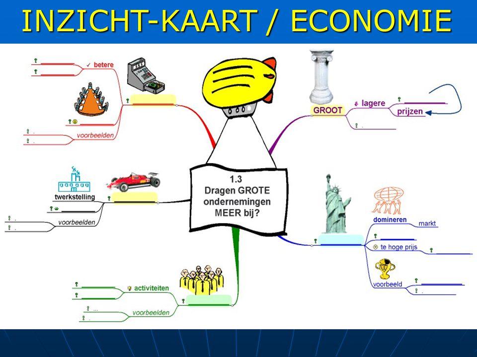 INZICHT-KAART / ECONOMIE