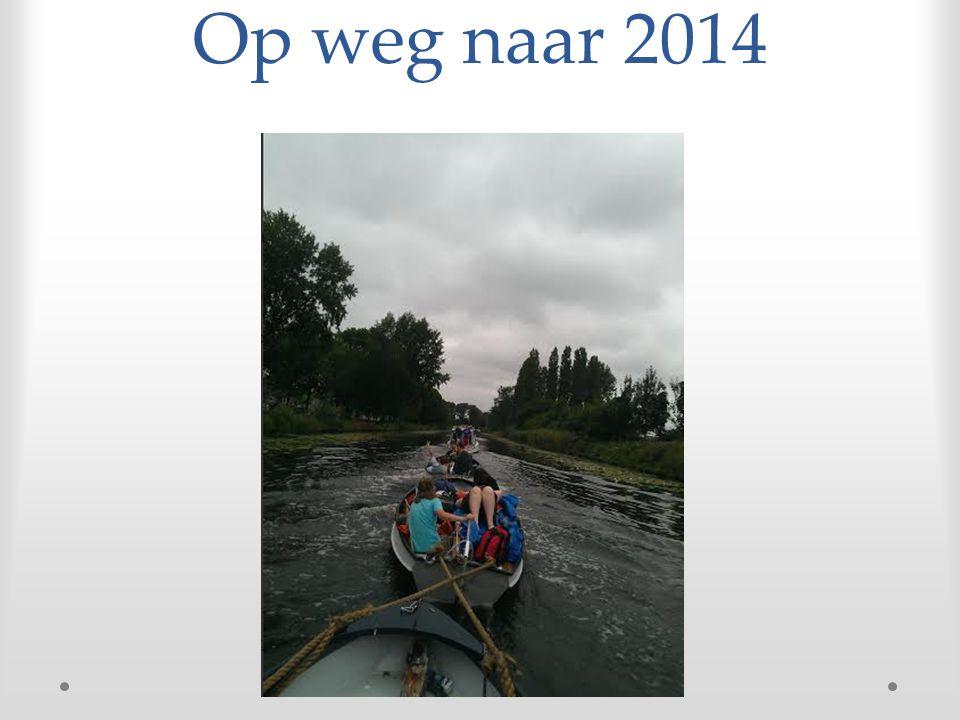 Op weg naar 2014