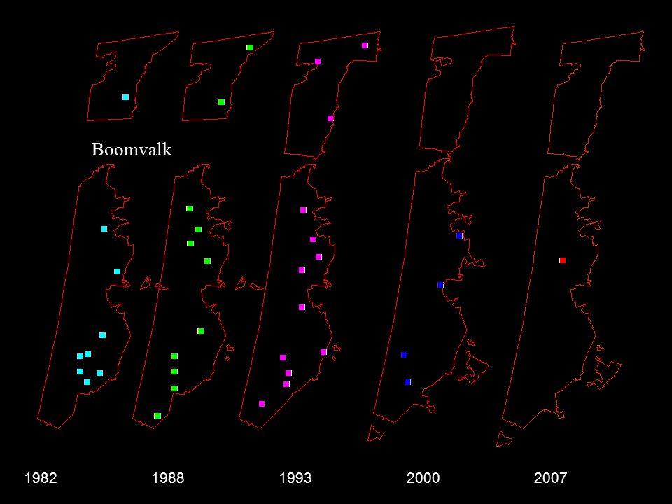 Boomvalk 19821988199320002007