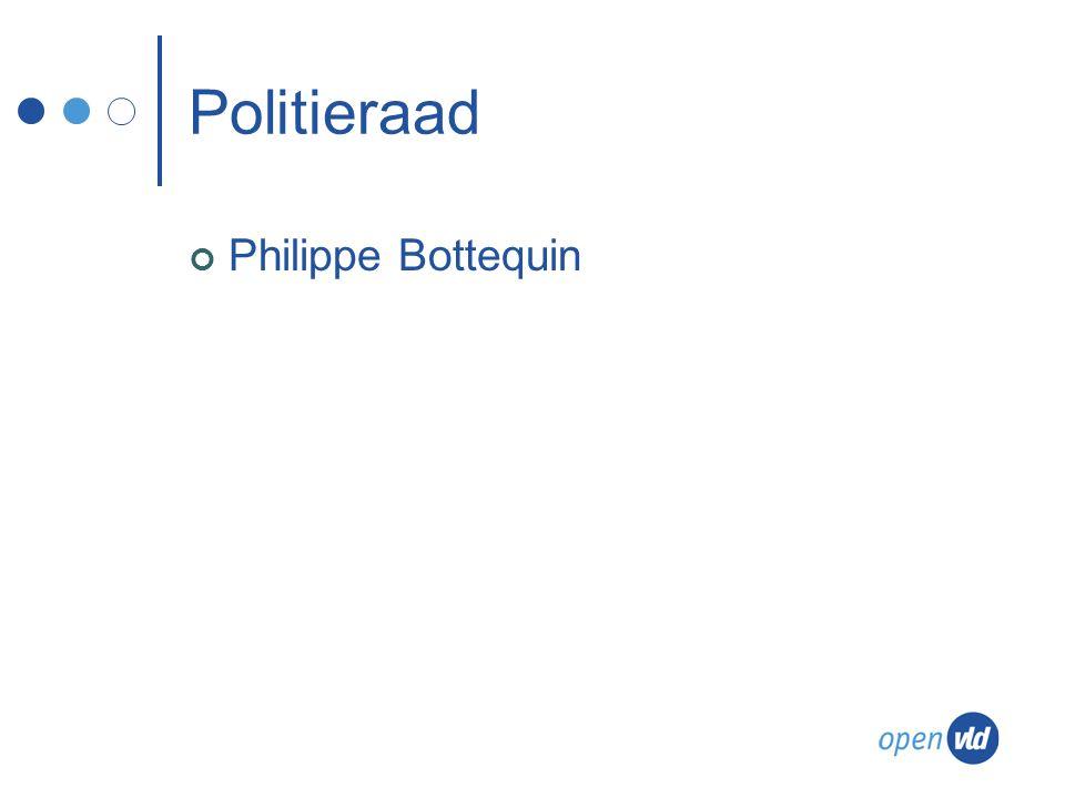 Politieraad Philippe Bottequin