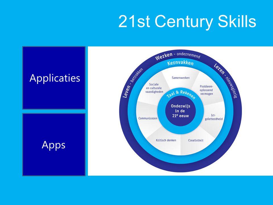 21st Century Skills Applicaties Apps