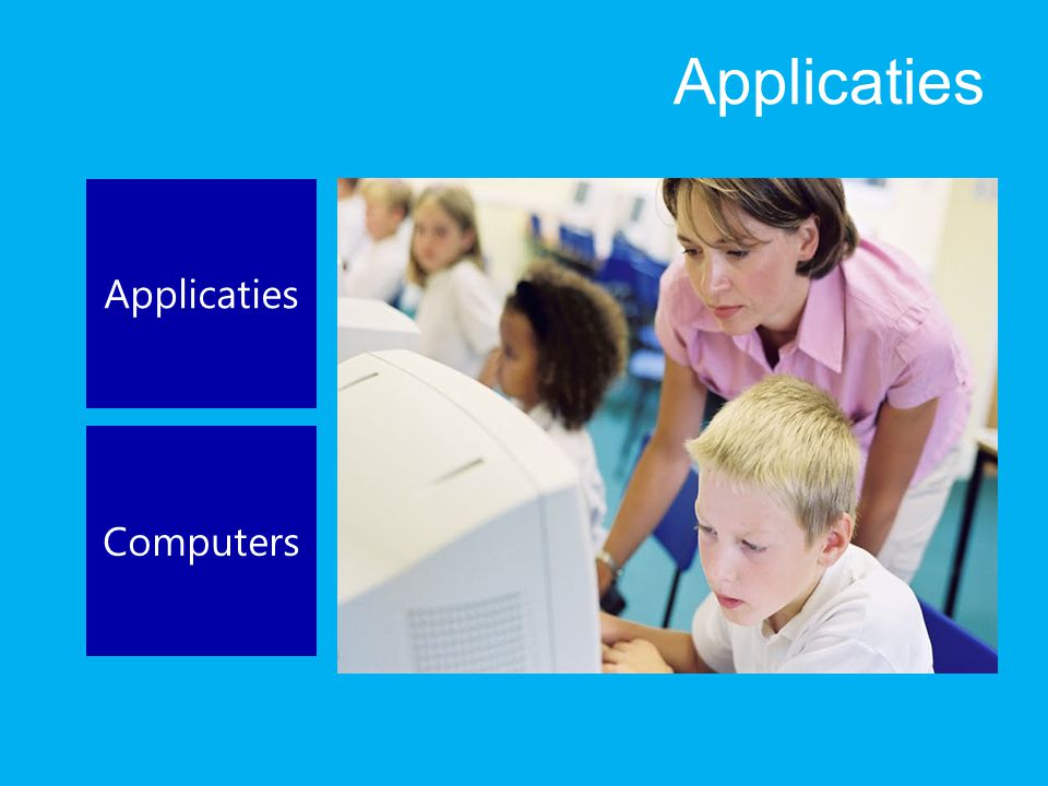 Applicaties Computers