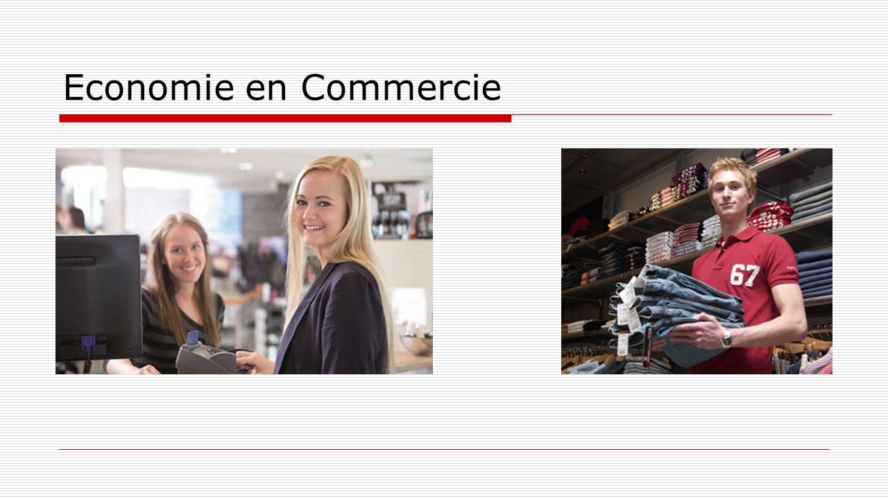 Economie en Commercie
