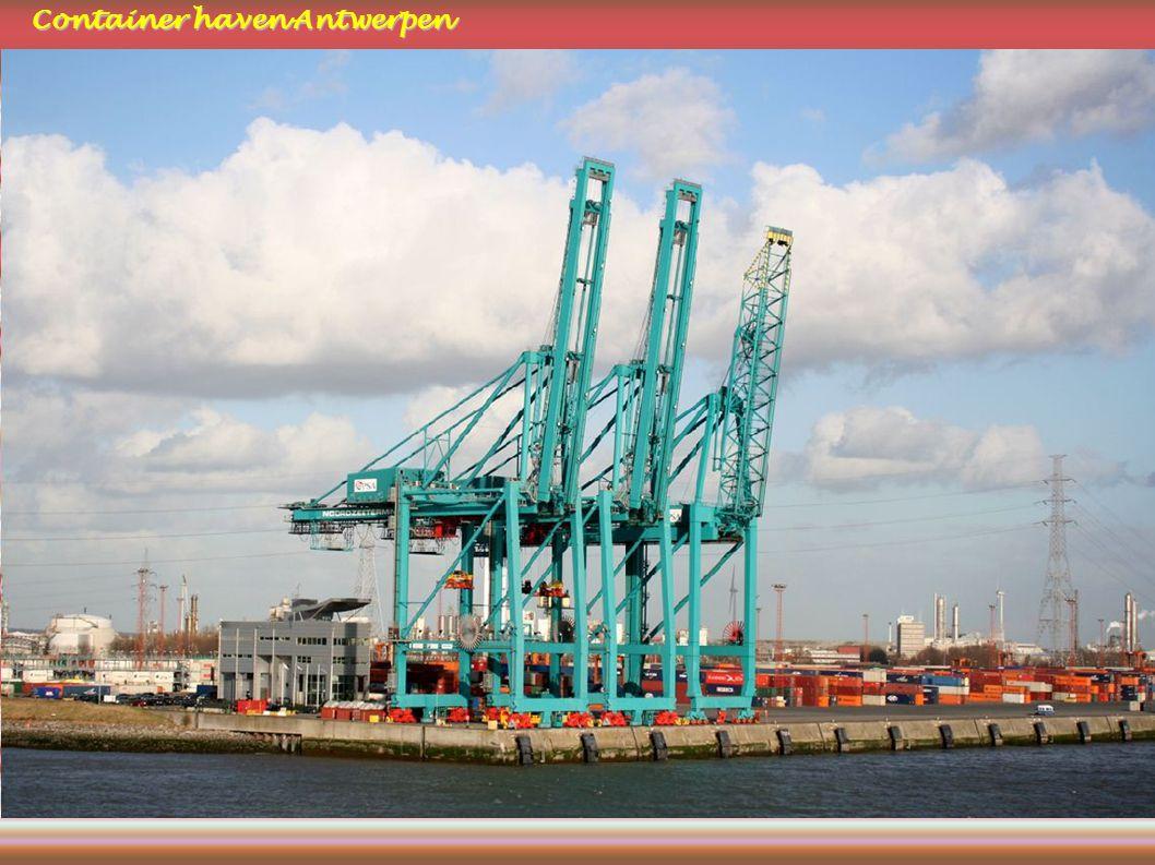 Schelde bij Antwerpen