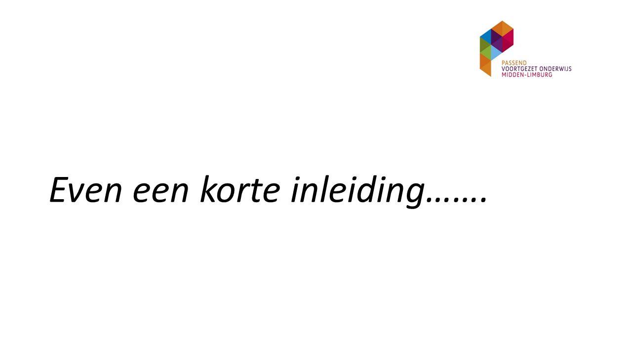 Besturen SWV VO/VSO 31.02 1.Stichting SOML (Stichting Onderwijs Midden Limburg) 2.Stichting Citaverde College 3.Stichting Praktijkonderwijs Roermond 4.Aloysiusstichting Onderwijs Jeugdzorg 5.SSOMNL (Stichting Speciaal Onderwijs Midden- en Noord Limburg) 6.Stichting Herman Broerenschool 7.Stichting Alterius 8.Stichting Adelante Onderwijs 9.Stichting Kindante 10.Onderwijsstichting De Wijnberg 11.Stichting Kempenhaeghe 12.Stichting Tyltylschool