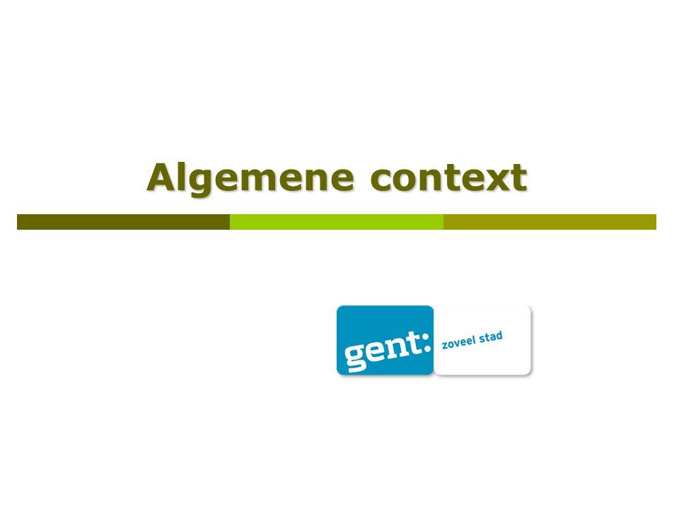 Algemene context