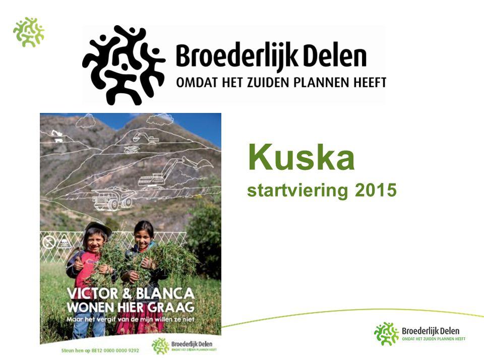Kuska startviering 2015