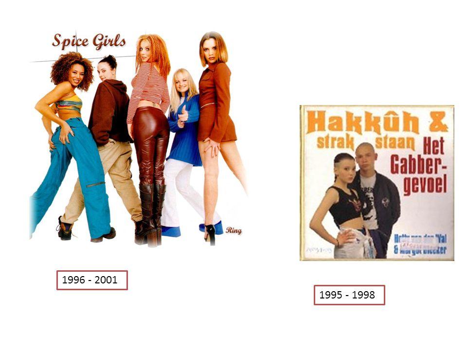 1995 - 1998 1996 - 2001