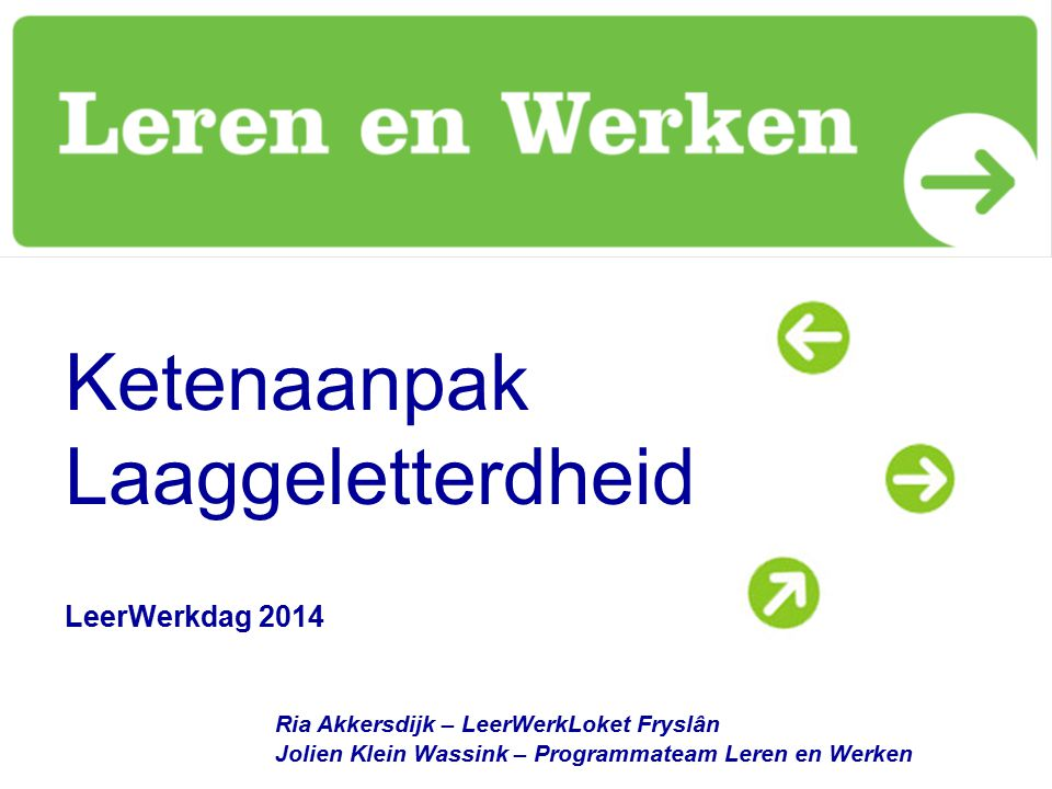 Programma Welkom Feiten & cijfers laaggeletterdheid Levensloop Situatie in Friesland Beleidsstappen Processen Uitvoering Discussie