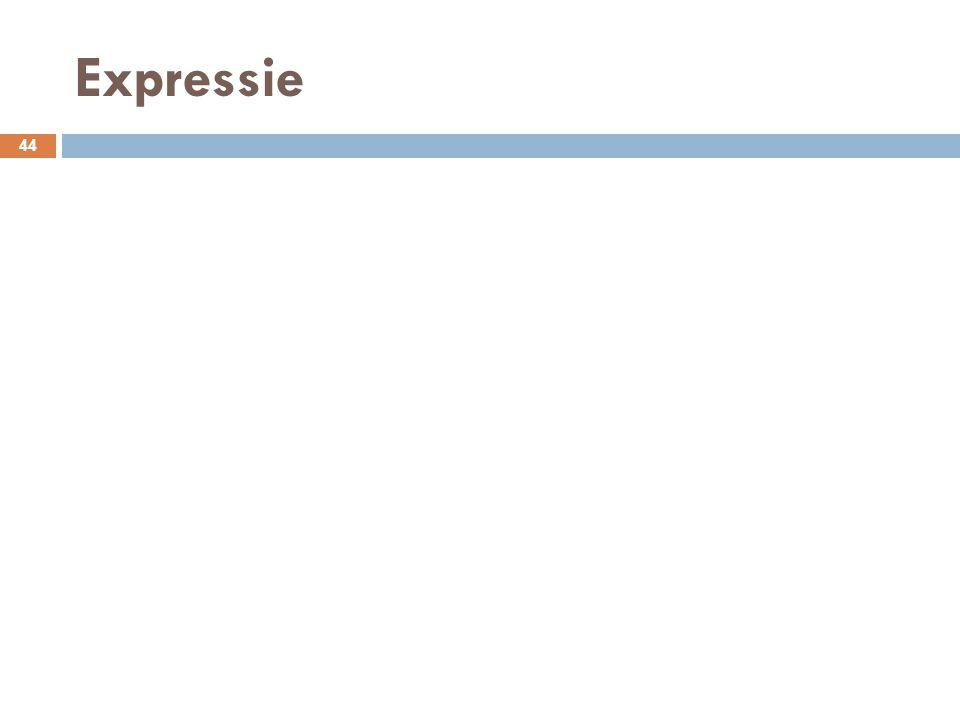 Expressie 44