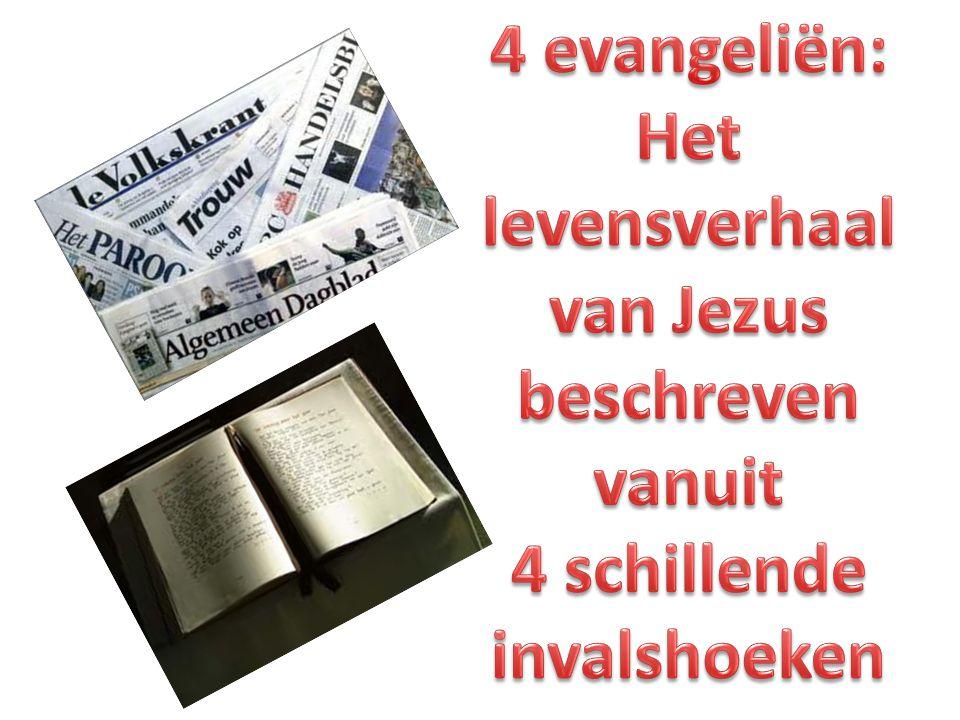 Het evangelie volgens Matteüs Overzicht van de afstamming van Jezus Christus, zoon van David, zoon van Abraham.