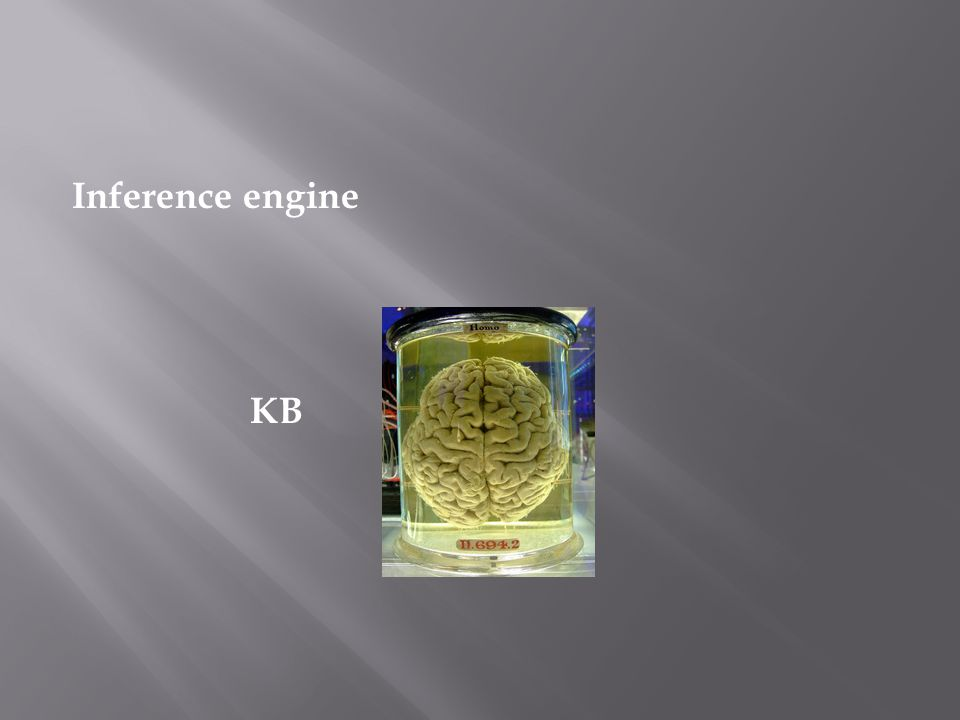 Inference engine KB