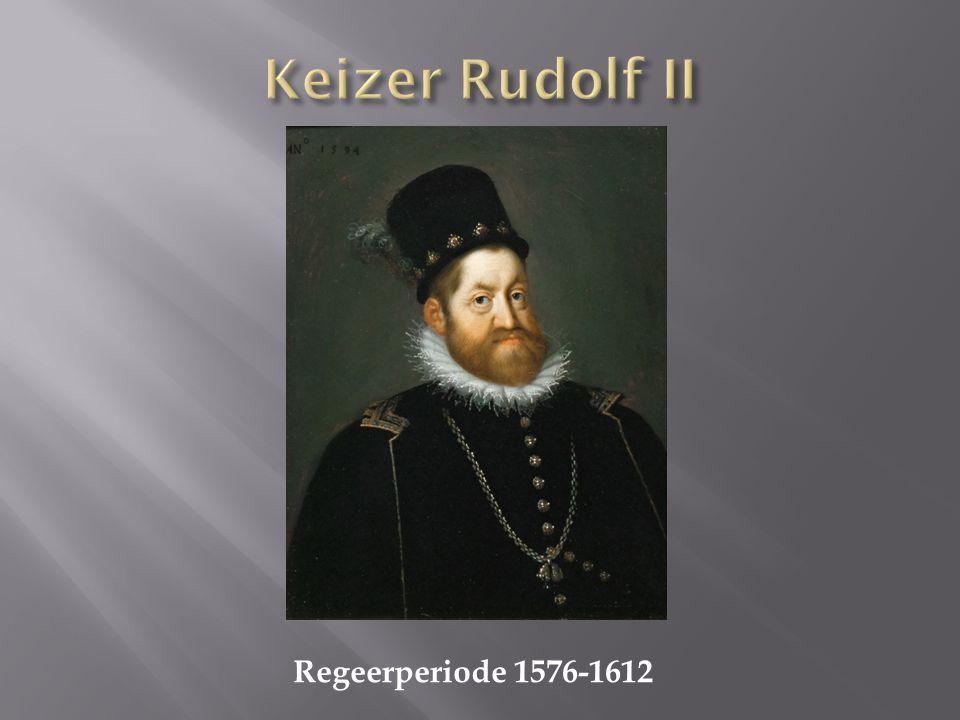 Regeerperiode 1576-1612
