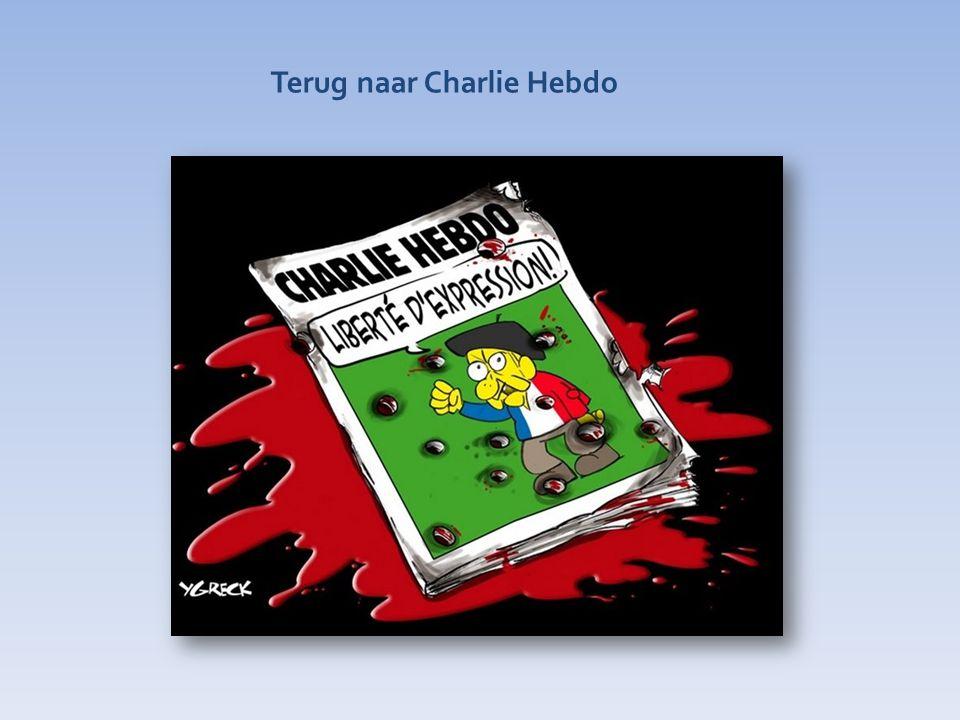 Terug naar Charlie Hebdo