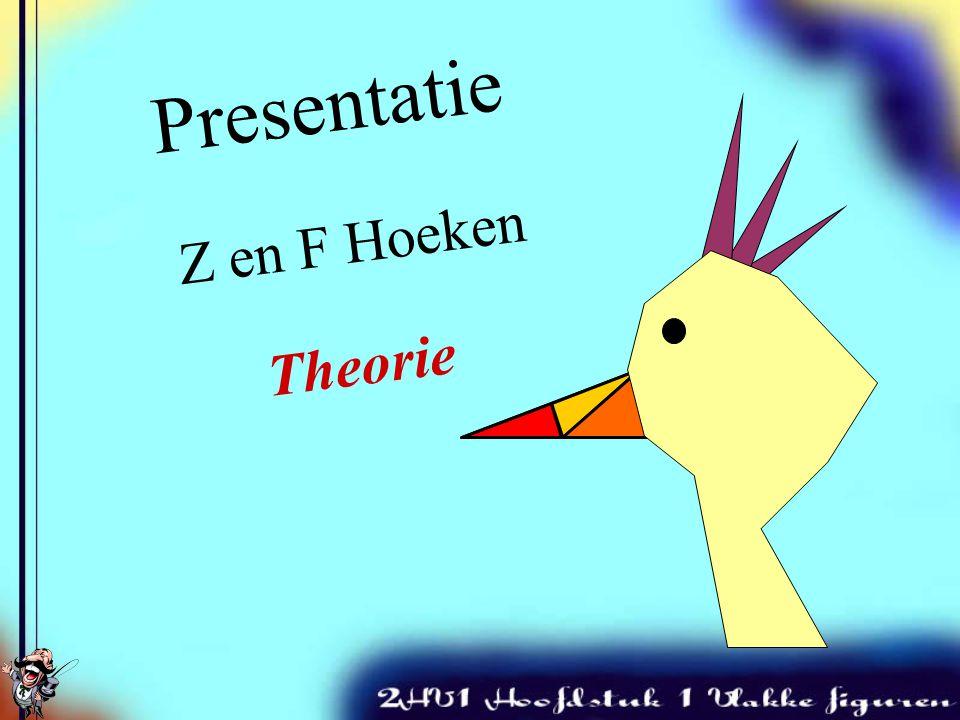 Presentatie Z en F Hoeken Theorie