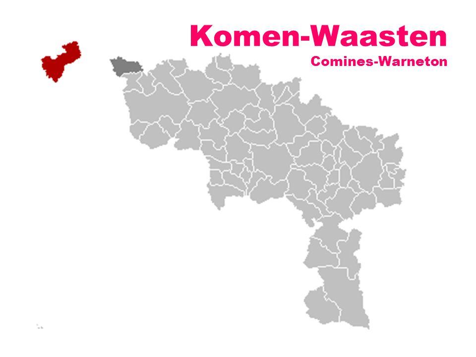 Komen-Waasten Comines-Warneton