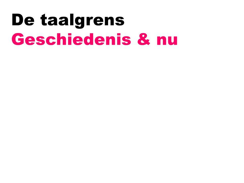 1.Brussel is tweetalig maar het Frans domineert er.