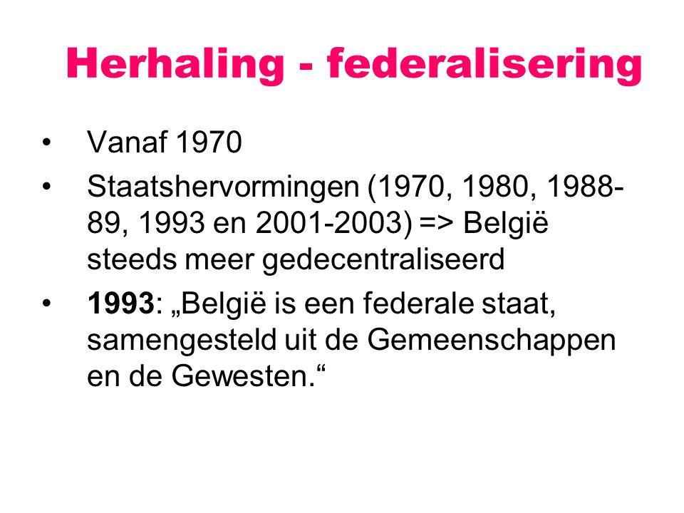 Hoofdstad Eupen De Oostkantons versus de Duitstalige Gemeenschap Na WOI: bij België (sinds 1920) In 1940 bij Duitsland, na WOII terug bij België De Duitstalige Gemeenschap