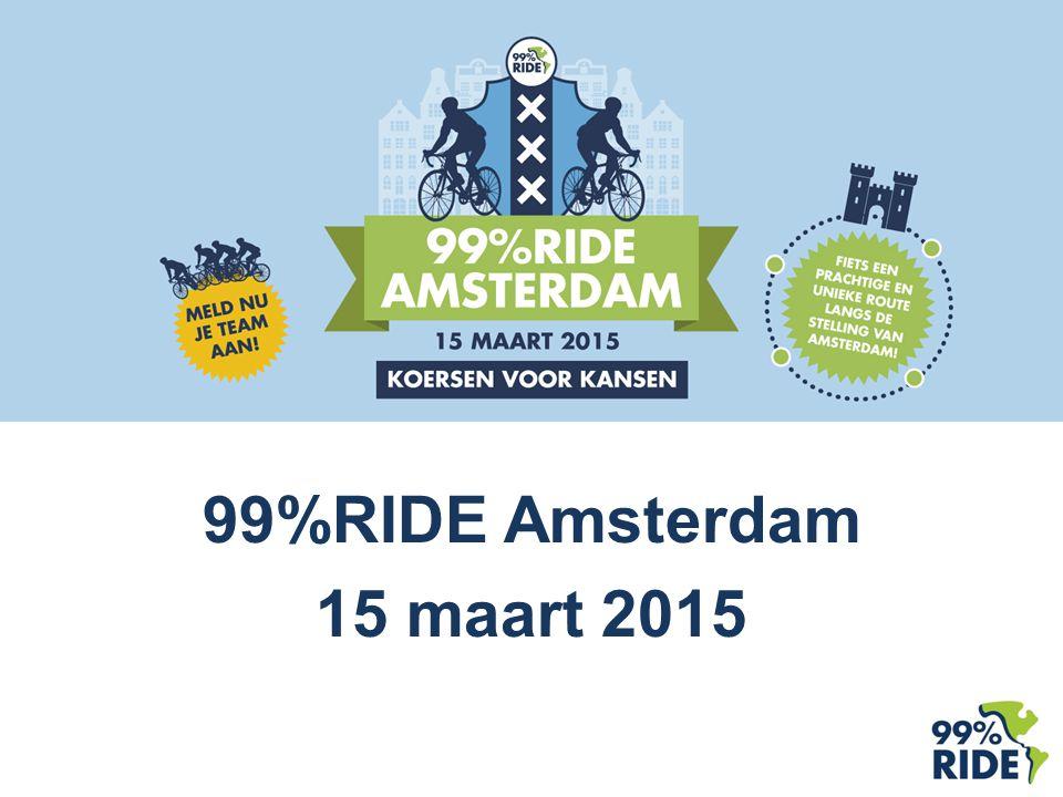 99%RIDE Amsterdam 15 maart 2015
